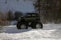 Fiat construit monster -Panda special julio Fiatmo12
