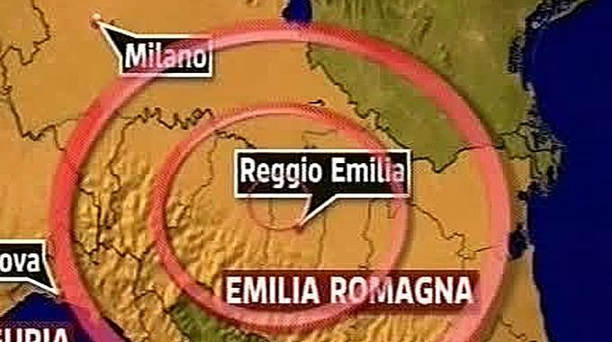 Terremoto alle 15:20, Bologna trema ancora 20/05/12 10996710