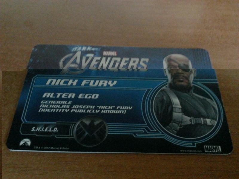Nick Fury - Avengers | Figurine Montana 117