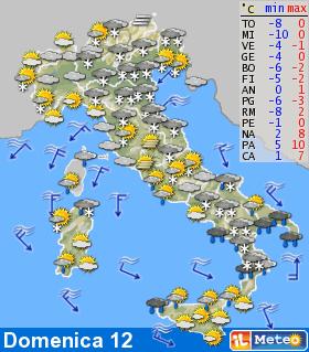 Previsioni meteo 12 febbraio 2012 15z5vv10