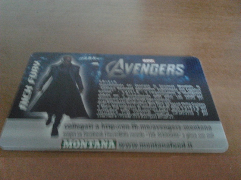 Nick Fury - Avengers | Figurine Montana 216