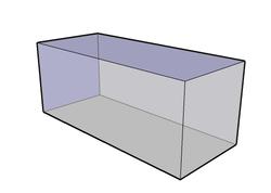 Come calcolare il lato obliquo di un parallelepipedo 250px-10