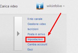 Come inserire un logo del proprio canale in ogni video Youtube 2i27im10
