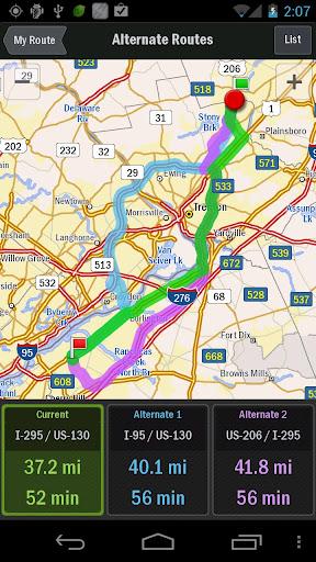Navigatore offline gratuito per Android - CoPilot GPS 2qasqi10