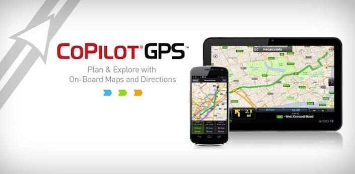 Navigatore offline gratuito per Android - CoPilot GPS 2r27ns10