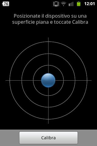Calibrare orizzontalmente il proprio Galaxy (Android) 2s6rdi10