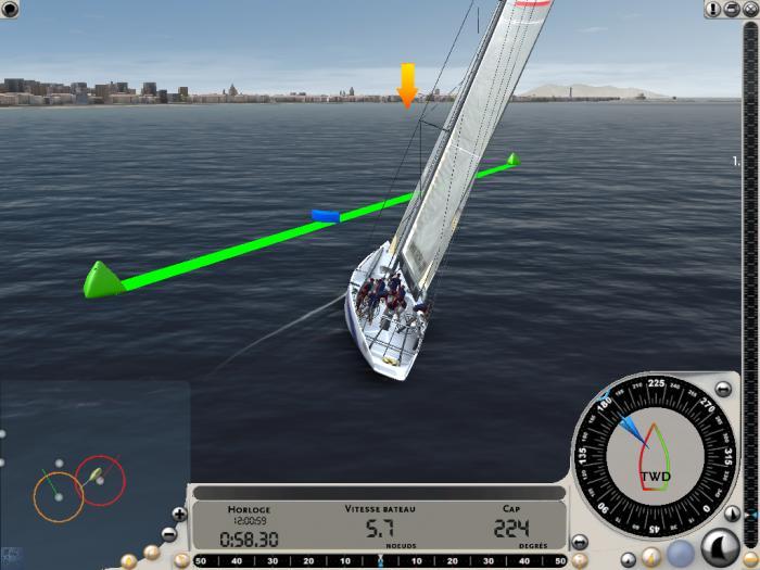 Giochi di simulazione nautica - Virtual Skipper 5 - Wiki Giochi 3_virt10