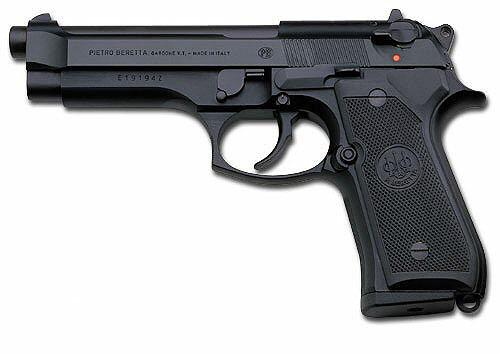 Bimbo di 3 anni trova la pistola del padre e lo uccide 92fs10