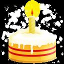 Argomento degli auguri di compleanno Cake-i12