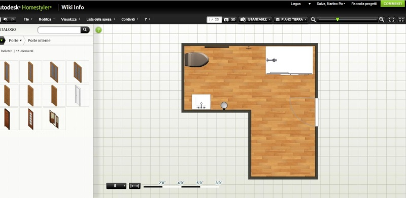Realizzare la propria casa dei sogni in 2D e 3D gratuitamente - Autodesk Homestyler Desing10