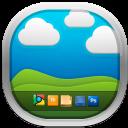 Modificare la grandezza delle icone sul Desktop  Deskto10