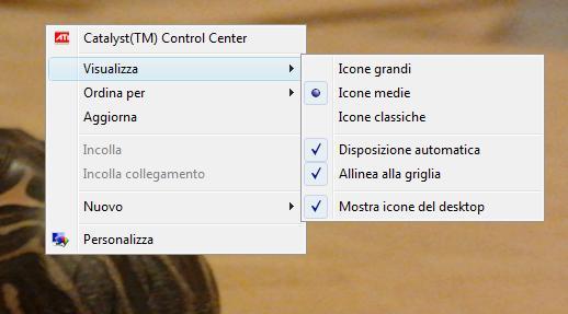 Tenere in ordine, anche in modo automatico, il proprio desktop su Windows Vista e 7 Deskto11