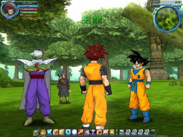 Gioco Dragon Ball Online - MultyPlayer - Wiki Giochi Dragon11