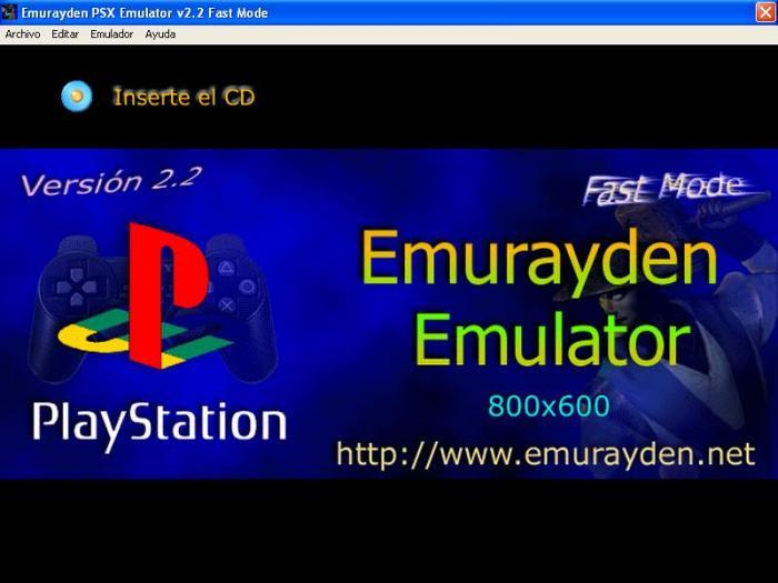 Emulatore PlayStation1 - Emurayden PSX Emulator Emuray10