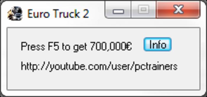 Trucco per avere 700.000 euro su Euro Truck Simulator in un click - ETS2 +1 Euro-t10
