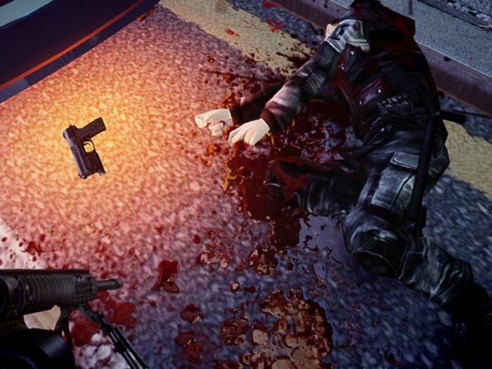 Mod per avere più sangue in GTA 4 - Blood Tweak Gta-4-10