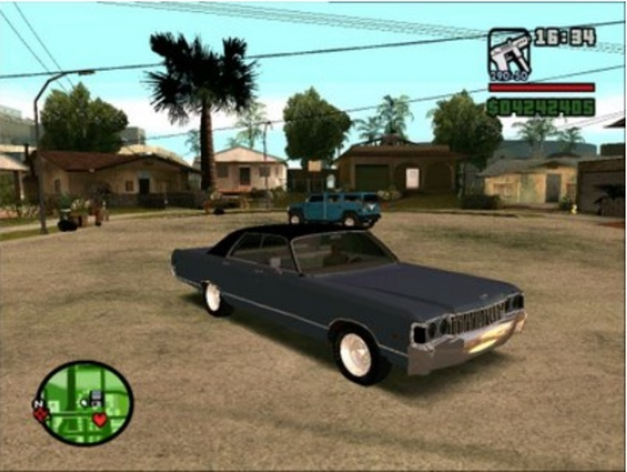 Pack GTA San Andreas Car Gta-sa10