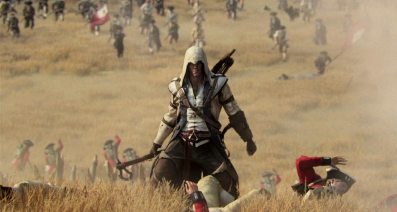 Assasin's Creed 3 - scarica l'anteprima! Hp-top10