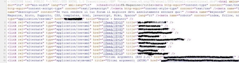 La storia dell'HTML Html10