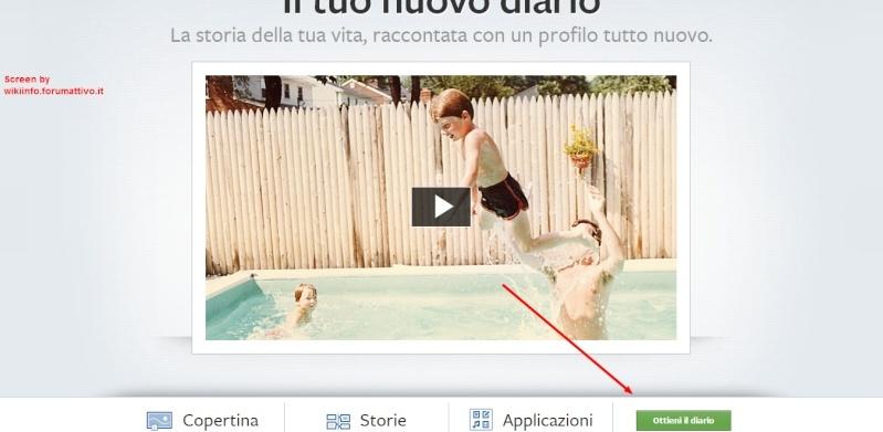 Ottenere il diario su Facebook Il_tuo10