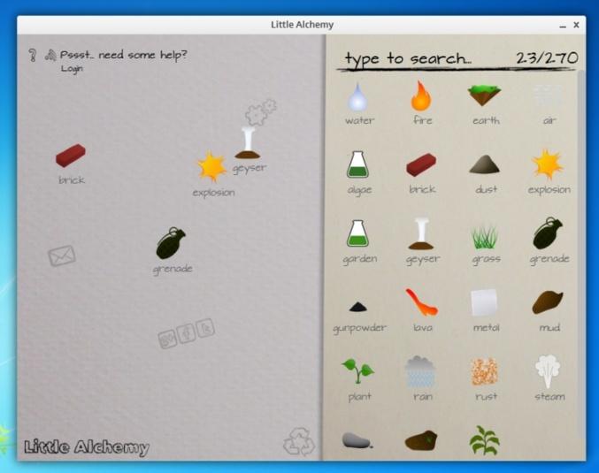 La chimica nel tuo computer - Little Alchemy Image-18