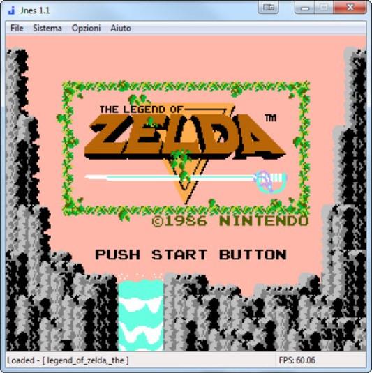 Emulatore della prima console Nintendo - JNES Image-22