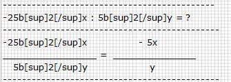 Quando una lettera in un operazione di un monomio da il risultato 0, cosa si fa? Mate10
