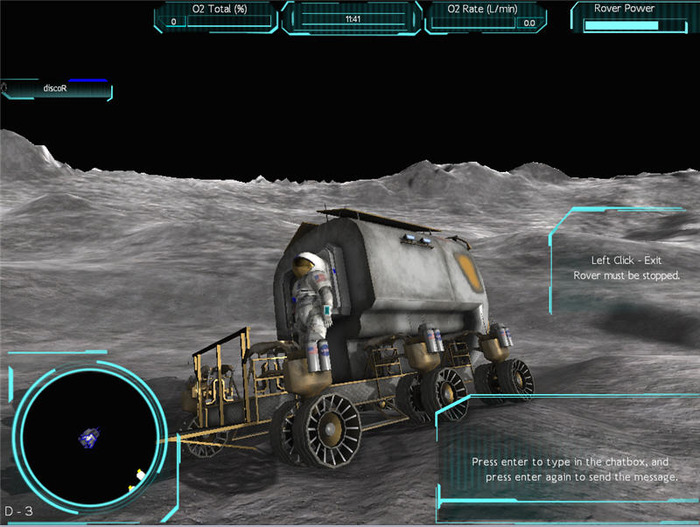 Simulatore aeronautica spaziale - Moonbase Alpha Moonba10