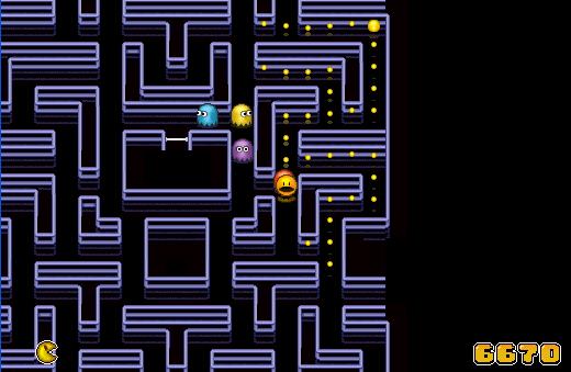 Pacman per il PC gratuito - Pacman EX Pacman10