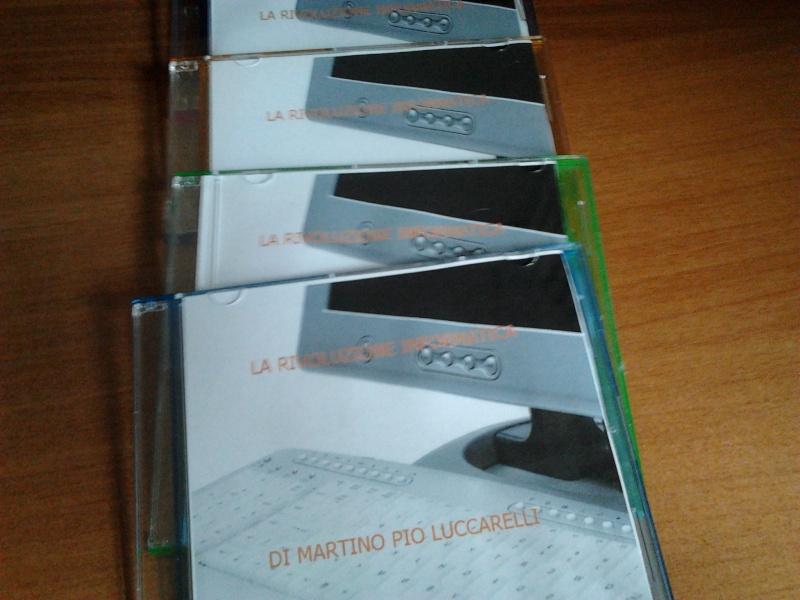 CD Rivoluzione informatica di Martino Pio  Rivolu11