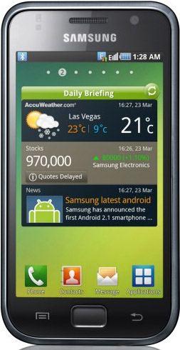 Quanto dura la batteria di un Samsung Galaxy Gio? Samsun11