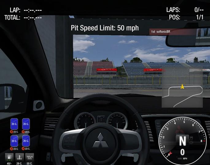 Simulatore auto da corsa - Simraceway - Wiki Giochi Simrac10