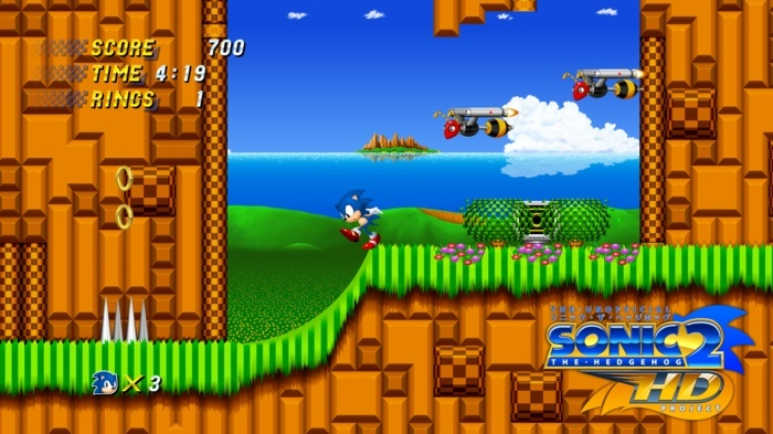 Sonic 2 HD - Wiki Game  Sonic-10