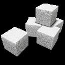 Caratteristiche macroscopiche e microscopiche di un solido Sugar-10