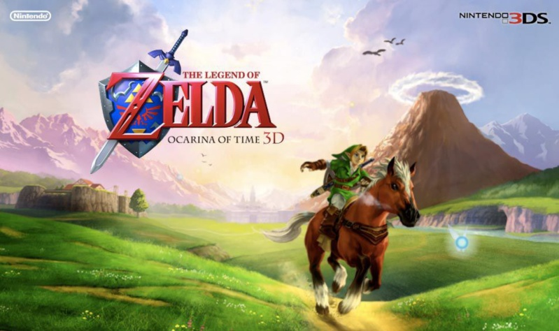 Easter Eggs in Zelda Ocarina Of Time 3D The-le10