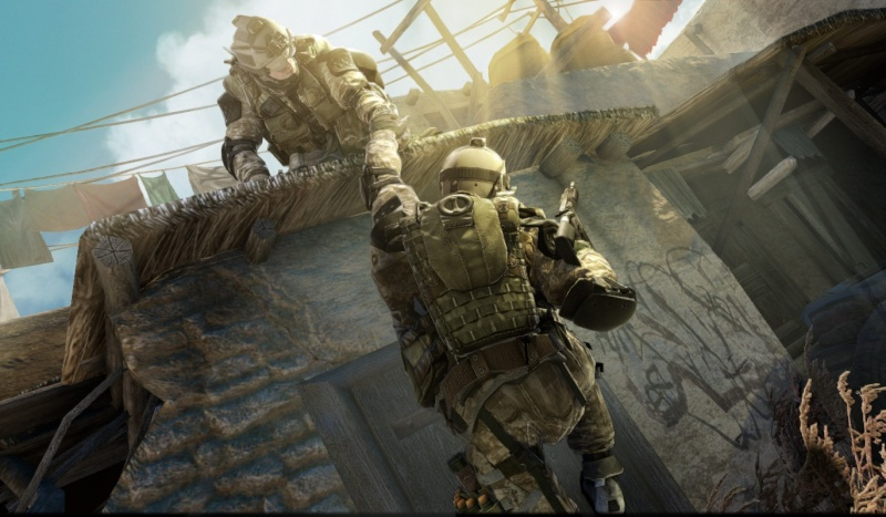 Ottimo sostituto Crysis 2 - Warface Warfac10