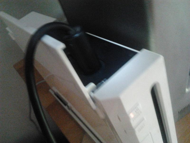 Come collegare il tappeto (Family Trainer) alla propria Wii Wii10