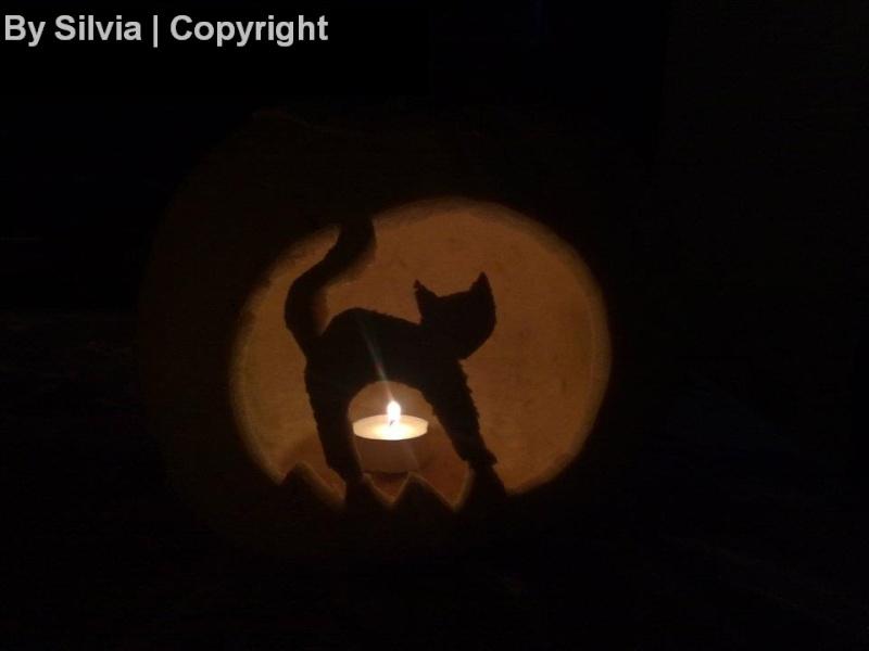 Come creare una Jack O'Lantern Wiki9_10
