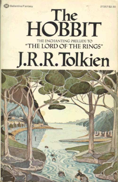 Assignment 10: Book design inspiration (due Oct 11) Hobbit11
