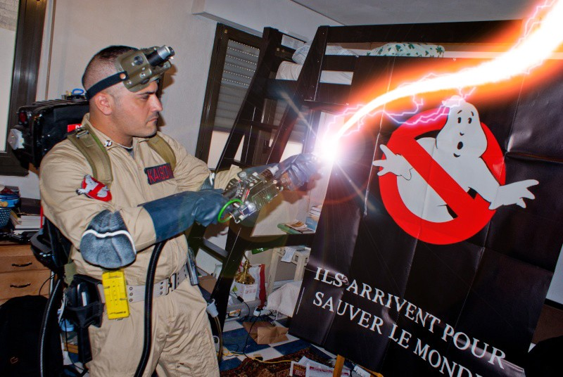 Ghostbusters FX Kaison10