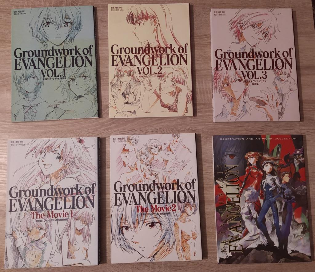Les artbooks et vous Art210