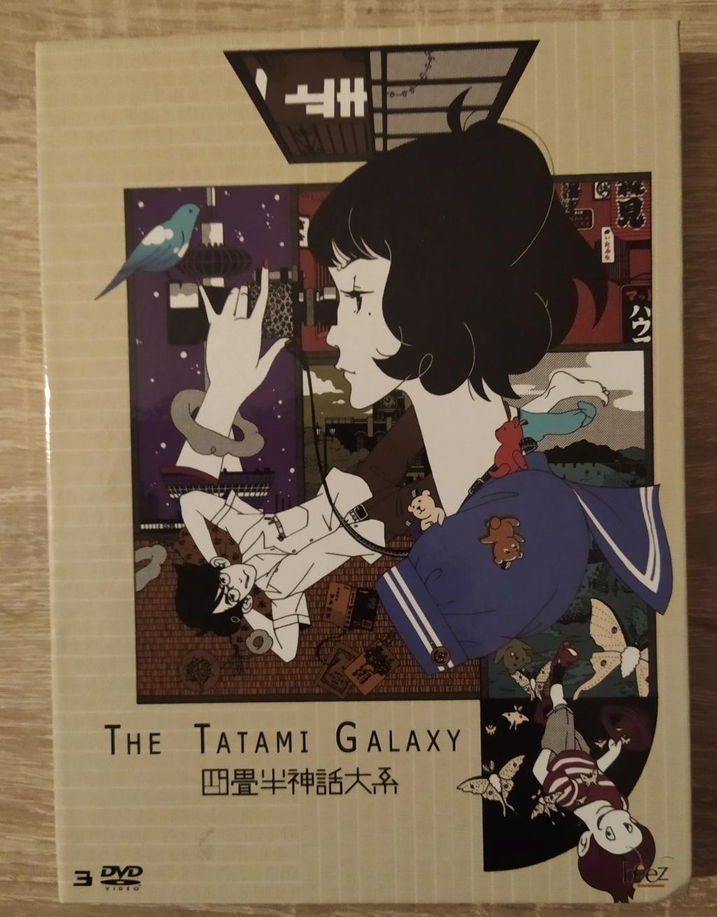 Mise en jeu de lots Tatami10
