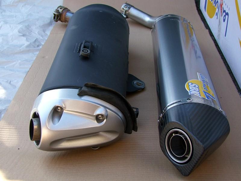 LeoVince Factory Evo II Titane Photo310