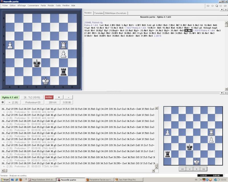 Paramètrer l'accès aux tablebases de finale dans la gui Fritz Aamarc11