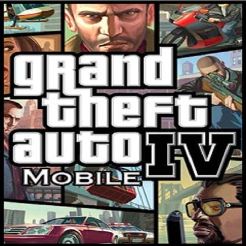 Grand Theft Auto IV Mobile [240 X 320] Logo10