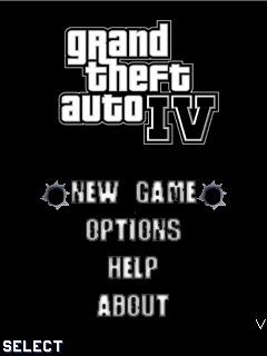 Grand Theft Auto IV Mobile [240 X 320] Sjboy10