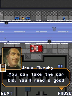 Grand Theft Auto IV Mobile [240 X 320] Sjboy310
