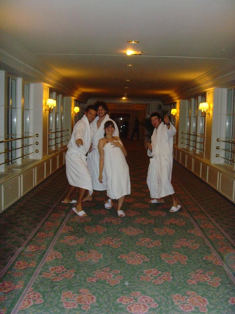 1er Séjour au DLH en Castle Club (30 et 31 octobre 2011) - Page 2 Snv33236