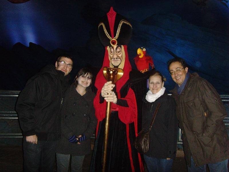 1er Séjour au DLH en Castle Club (30 et 31 octobre 2011) - Page 2 Snv33314