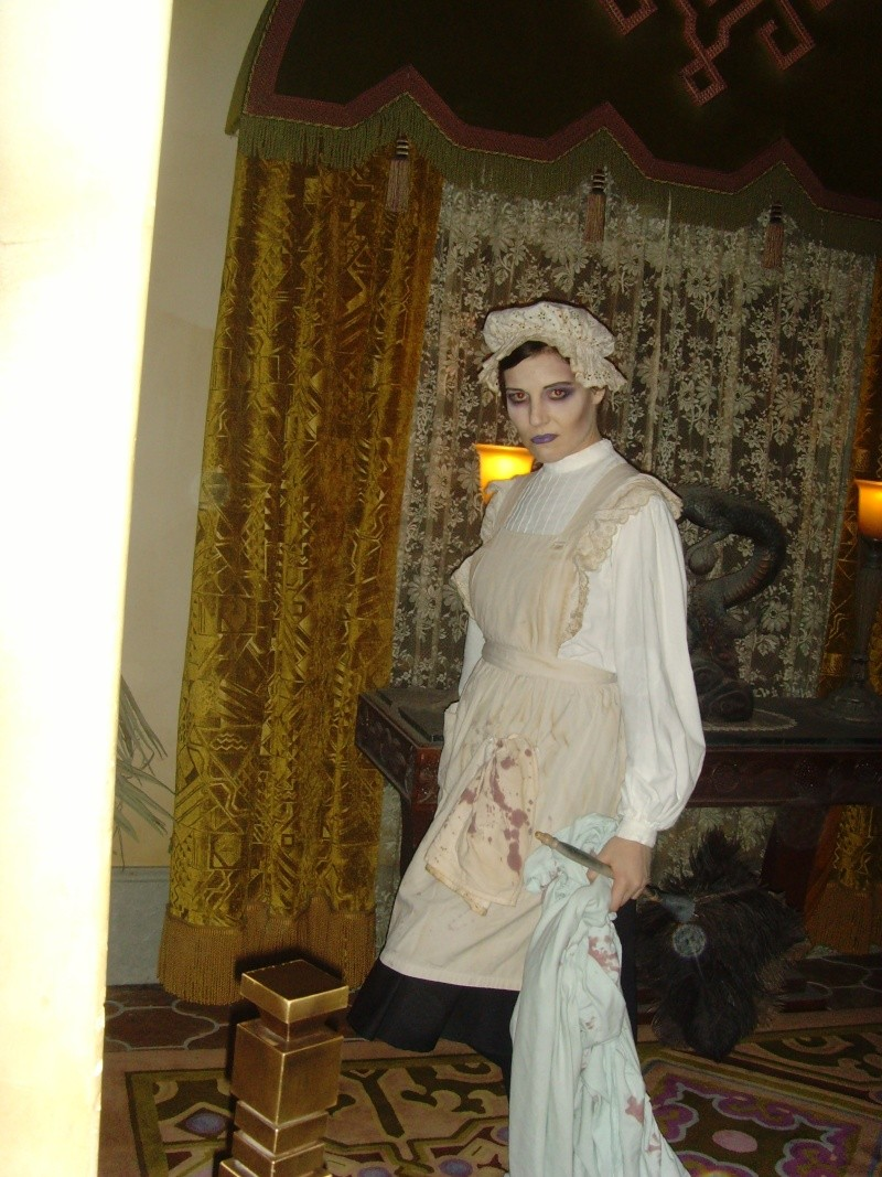1er Séjour au DLH en Castle Club (30 et 31 octobre 2011) - Page 2 Snv33317